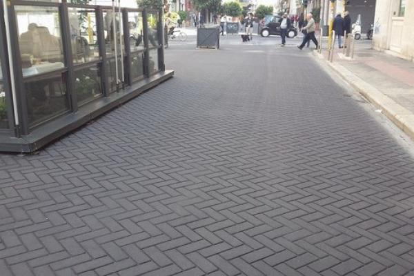 asfalto stampato grigio 5