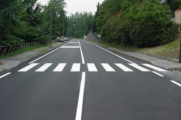 asfalto stampato zebratura 10