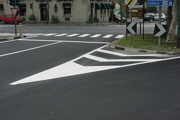 asfalto stampato zebratura 11